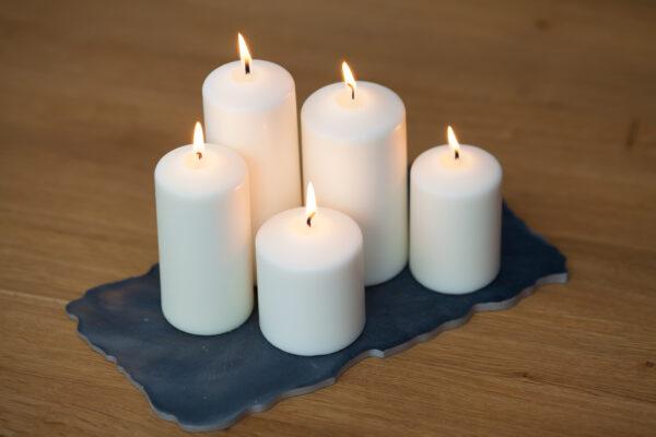 padėkliukas-žvakėms