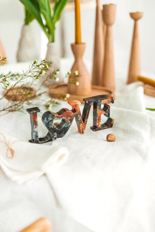 Namu dekoras LOVE